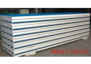 960型复合板生产线